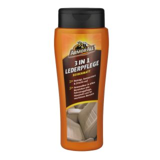 ARMOR ALL Lederpflege 3 in 1 Seidenmatt 250 ml