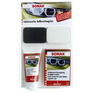 SONAX Scheinwerferaufbereitungsset
