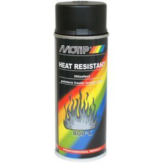 MOTIP Hitzefest Spray schwarz 400ml