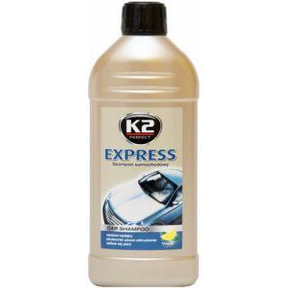 K2 Express Auto Shampoo 1L