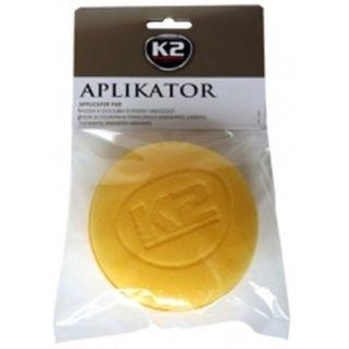 K2 Polierschwamm, Applikatorkissen händisch