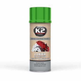 K2 BREMSSATTELLACK 400 ML GRÜN