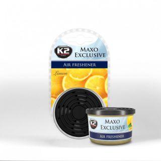 K2 Maxo Exclusive Air-freshener Duftdose Duftnote:Lemon