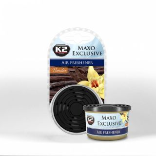 K2 Maxo Exclusive Air-freshener Duftdose Duftnote:Vanille