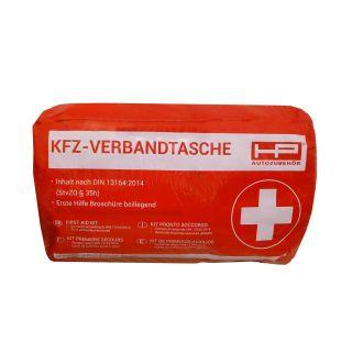 HP KFZ-VERBANDTASCHE ROT