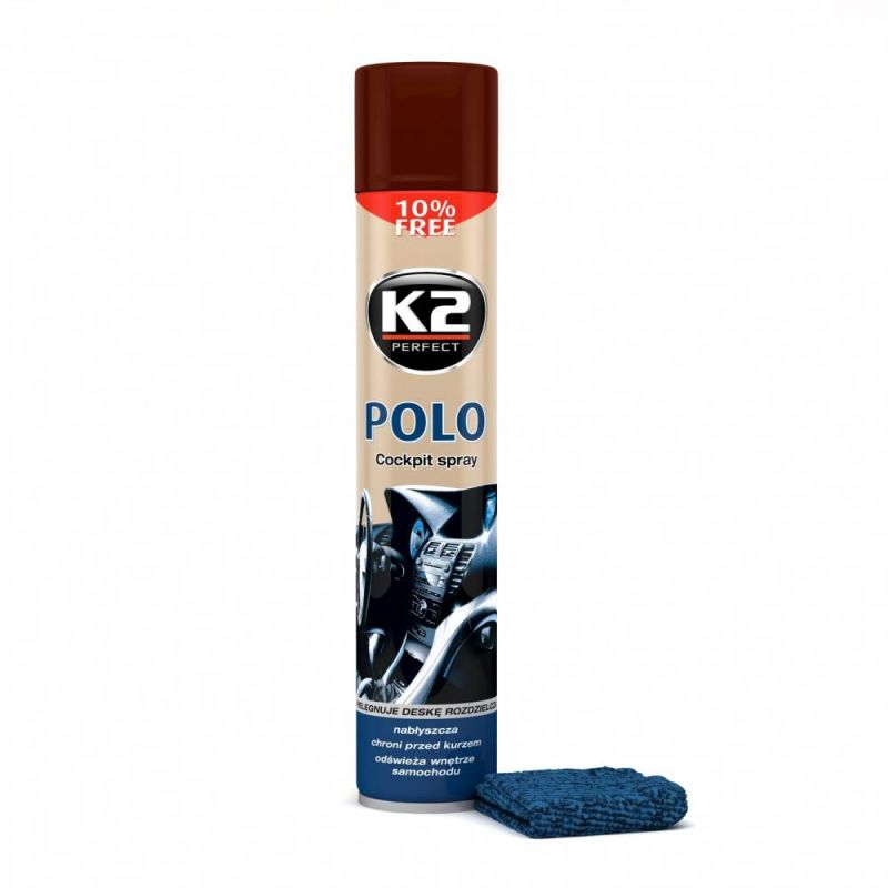K2 COCKPITSPRAY COFFEE 750ML