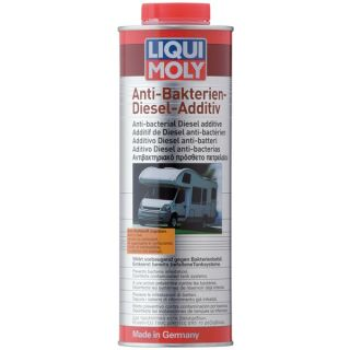 LIQUI MOLY Anti-Bakterien-Diesel-Additiv 1 L PKW/Nutzfahrzeuge