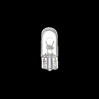 GLASSOCKELLAMPE W3W 24V 3W