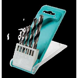 CAR1 - Holzbohrer Kassette 5-teilig