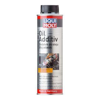 LIQUI MOLY Oil Additiv Öl Zusatz MoS2 Verschleissschutz Öl-Additiv 500ml