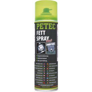 PETEC FETTSPRAY WEISS 500ML