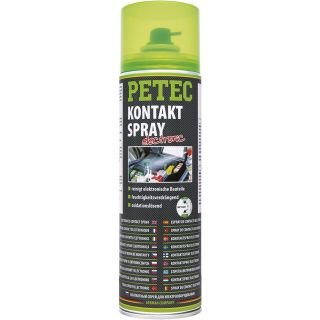 PETEC KONTAKTSPRAY 500ML