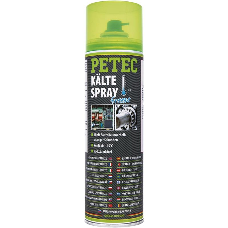 PETEC KÄLTESPRAY 400ML