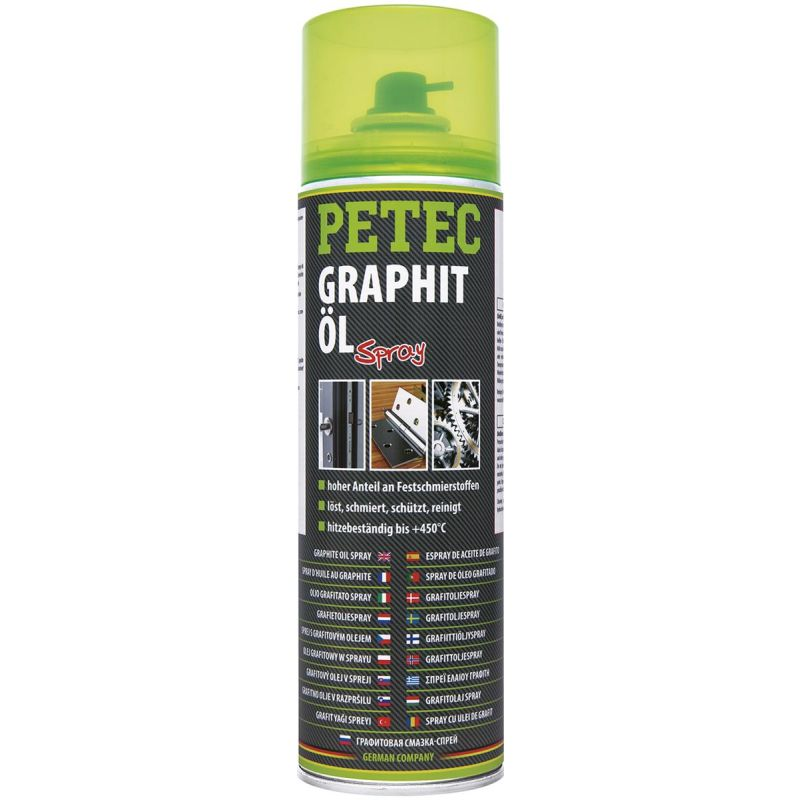 PETEC GRAPHITÖL 500ML