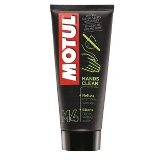 MOTUL MC CARE M4 Hands Clean Handreinigung ohne Wasser 100ml