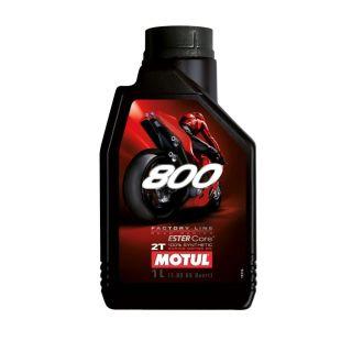 MOTUL 800 Road Racing Factory Line Double Ester 2T 1L