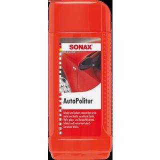 SONAX Autopolitur für Bunt,-und Metallic-Lacke 250ml